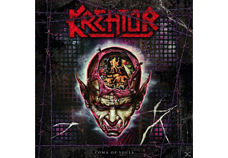 Kreator - Coma of Souls (Deluxe Edition) - (CD)