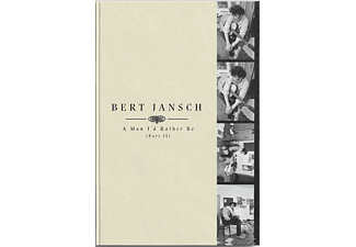Bert Jansch - A Man I'd Rather Be (Part 2) - (Vinyl)
