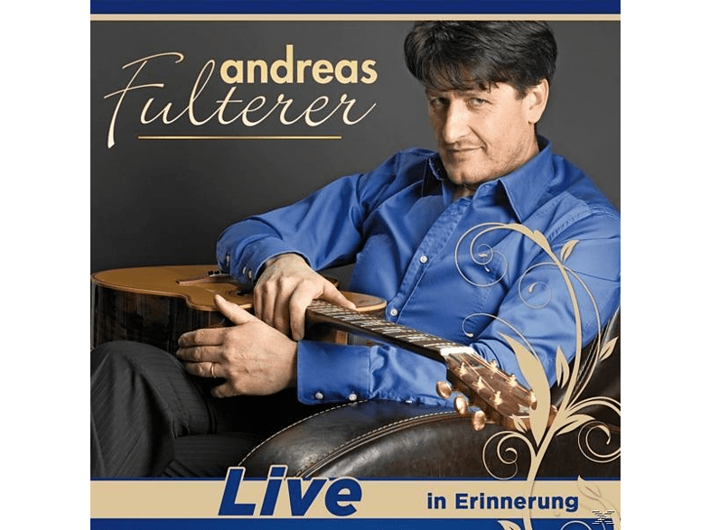Andreas Fulterer - Live-In Erinnerung [CD]