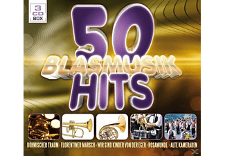 VARIOUS - 50 Blasmusik Hits - (CD)