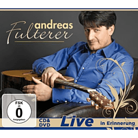 Andreas Fulterer - Live-In Erinnerung-CD & DV [CD + DVD Video]