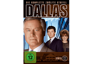 Dallas - Season 12 - (DVD)