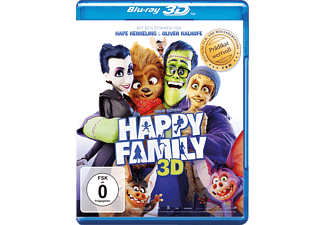Happy Family - (3D Blu-ray)