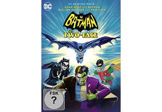 Batman vs. Two-Face - (DVD)