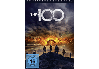 The 100 - Season 4 - (DVD)