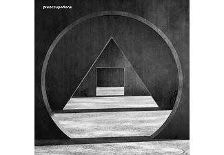 Preoccupations - New Material (Limited Colored Edition) - (Vinyl)