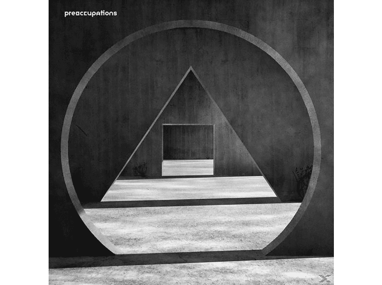 Preoccupations - New Material (Limited Colored Edition) [Vinyl]