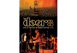The Doors - Live At The Isle Of Wight 1970 (DVD+CD) - (DVD + CD)