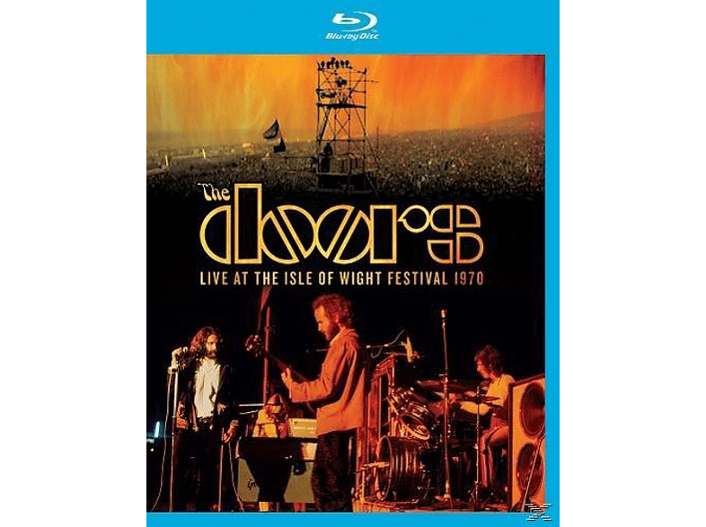The Doors - Live At The Isle Of Wight 1970 (Blu-Ray) [Blu-ray]