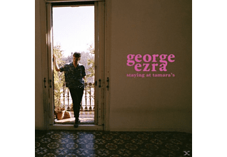 George Ezra - Staying at Tamara's - (LP + Bonus-CD)