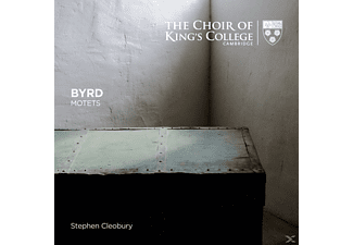 The Choir Of King's College - Motetten - (CD)