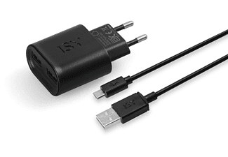 ISY IWC 5200 USB-adapter + MicroUSB-kabel