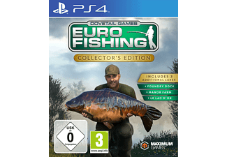 Euro Fishing Collector's Edition - PlayStation 4