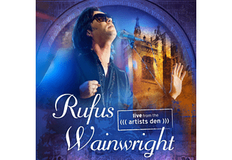 Rufus Wainwright - Live From The Artists Den (CD)