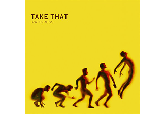 Take That - Progress (CD)