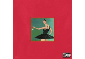 Kanye West - My Beautiful Dark - Ballerina (CD)
