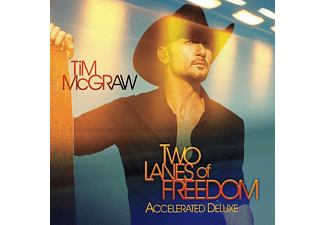 Tim Mcgraw - Two Lanes Of Freedom (CD)