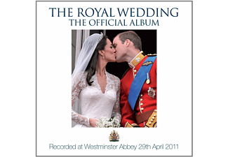 Westminster Choir - The Royal Wedding (CD)