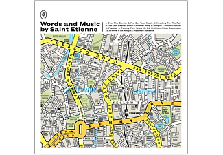 Saint Etienne - Words And Music (CD)