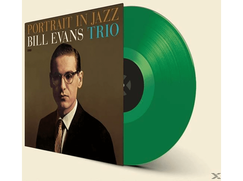 Bill Trio Evans - Portrait In Jazz+1 Bonus Track [Vinyl]