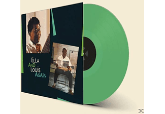 Louis Armstrong, Ella Fitzgerald - Ella And Louis Again - (Vinyl)