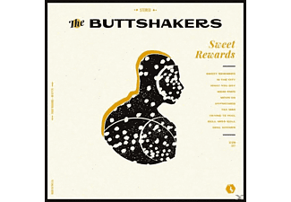 The Buttshakers - Sweet Rewards - (Vinyl)