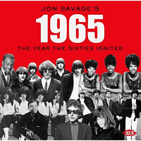 VARIOUS - Jon Savage's 1965-The Year The Sixties Ignited [CD]