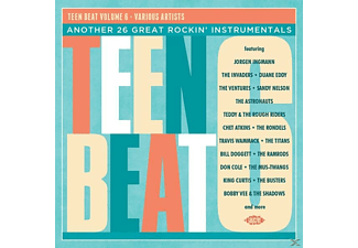 VARIOUS - Teen Beat Vol.6 - (CD)