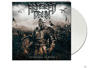 Armored Dawn - Barbarians In Black (Lim.Gtf.White Vinyl) - (Vinyl)
