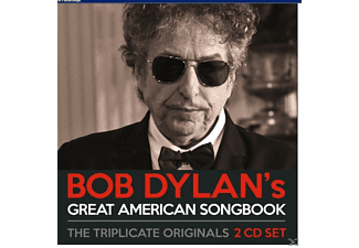 VARIOUS - Bob Dylan's Great American Songbook - (CD)