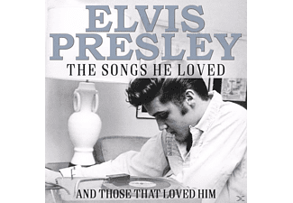 VARIOUS - Elvis Presley-The Songs He Loved - (CD)