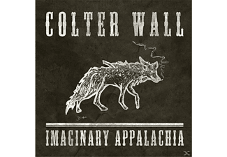 Colter Wall - Imaginary Appalachia (EP) - (Vinyl)