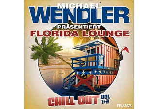 Michael Wendler - Florida Lounge Chill Out,Vol.1 & 2 - (CD)