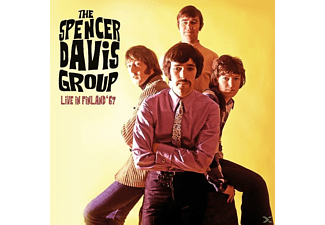 The Spencer Davis Group - Live In Finland '67 (Lim.White 180 Gr.LP) - (Vinyl)