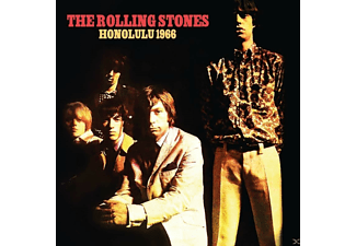 The Rolling Stones - Honolulu 1966 - (CD)