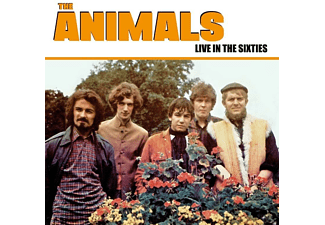 The Animals - Live In The Sixties - (CD)