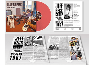 Jeff Beck Group - Live On Air 1967 (Lim.Red 180 Gr.Lp) - (Vinyl)