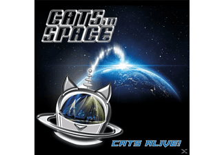 CATS IN SPACE - CATS ALIVE! (VINYL) - (CD)