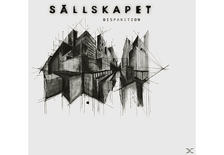 Saellskapet - Disparition - (Vinyl)