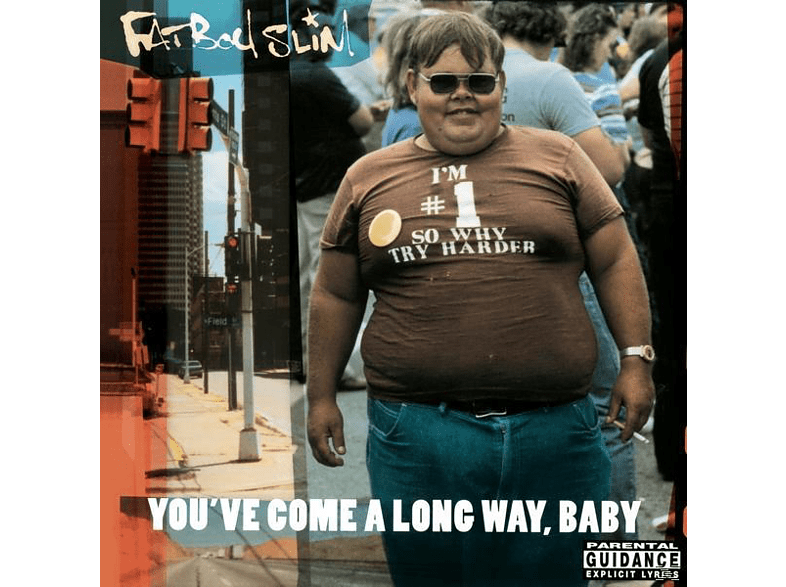 Fatboy Slim - You've Come A Long Way Baby(Art Of The Album-Editi [CD]
