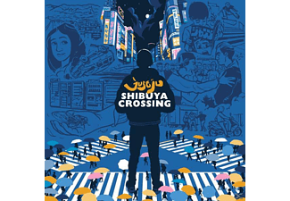 Juse Ju - Shibuya Crossing (Vinyl) - (LP + Download)