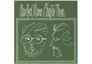 Manfred Mann - Manfred Mann Chapter Three-Vol.1 (180g LP) - (Vinyl)