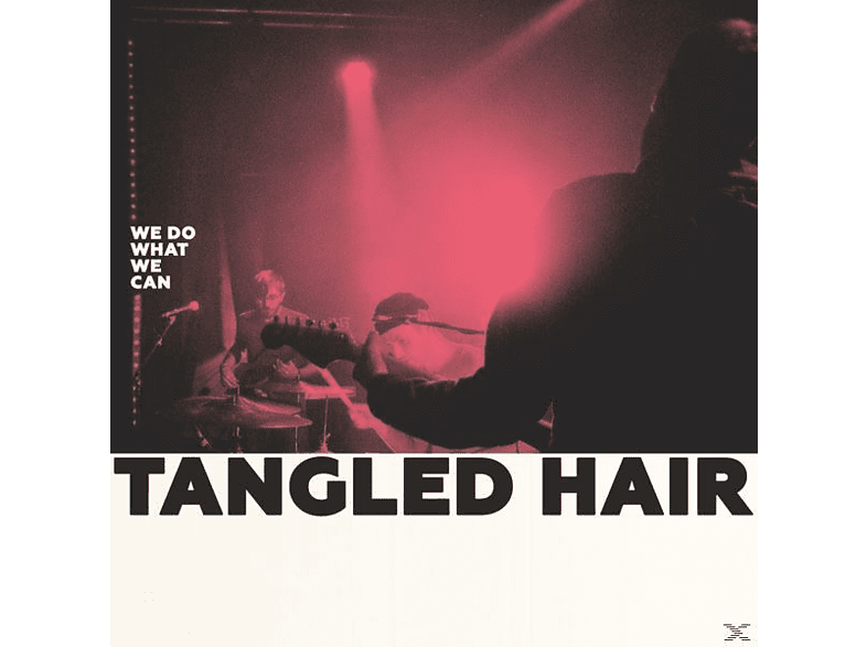 Tangled Hair - We Do What We Can (LP) [Vinyl]