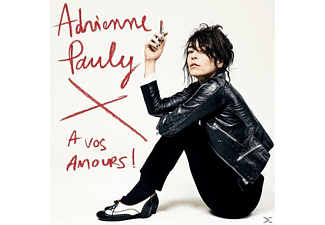 Adrienne Pauly - A Vos Amours - (CD)