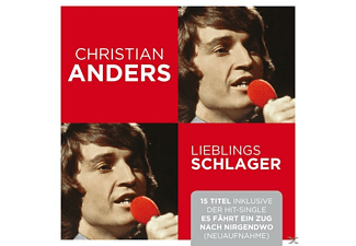 Christian Anders - Lieblingsschlager - (CD)