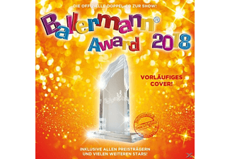 VARIOUS - Ballermann Award 2018 - (CD)