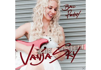 Vanja Sky - Bad Penny - (CD)