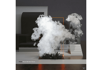 Kasbo - PLACES WE DON T KNOW - (CD)