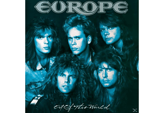 Europe - Out Of This World-Ltd.Transparent Blue Vinyl - (Vinyl)