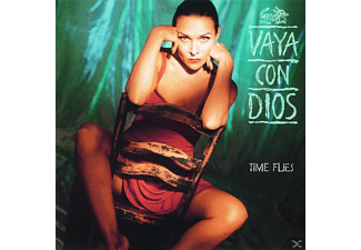 Vaya Con Dios - Time Flies-Ltd.Transparent Vinyl - (Vinyl)